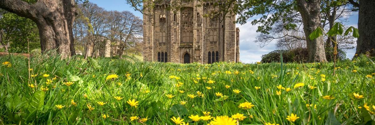 Hylton castle use 1