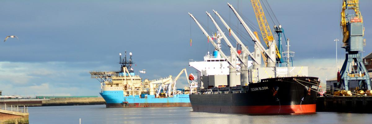 Port of sunderland use