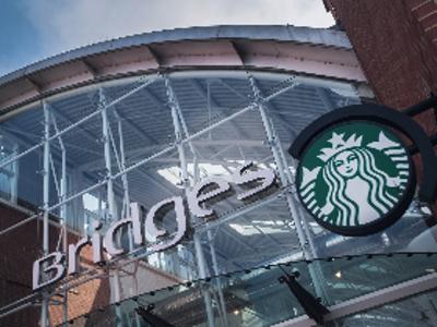 Logo for The Bridges Shopping Centre