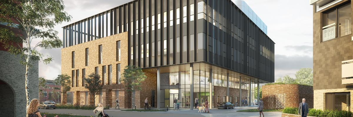 Sunderland's new £36m Eye Hospital takes step forward