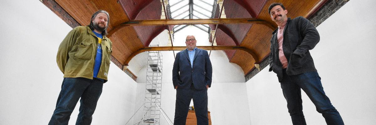 Sunderland's growing art scene welcomes new studio and gallery complex